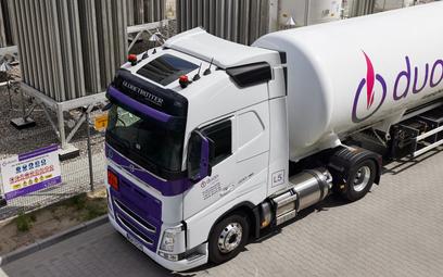 Korzyści płynące z wykorzystania LNG w branży transportowej