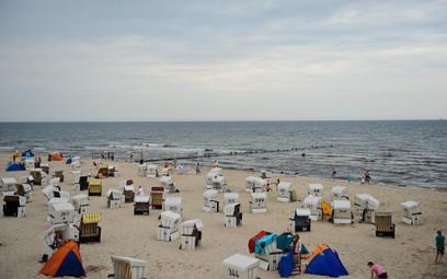 Plaża w Ahlbeck