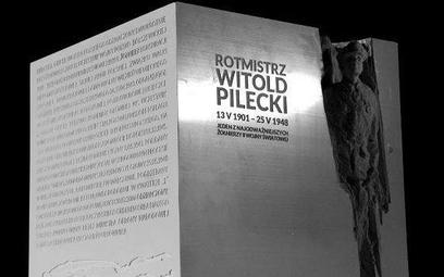 Pomnik rtm. Witolda Pileckiego zostanie dziś odsłonięty na warszawskim Żoliborzu