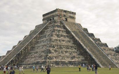 Piramida Majów w Chichen Itza