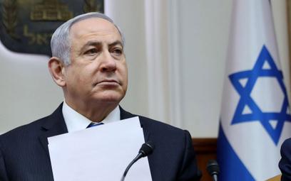 Proces korupcyjny Netanjahu ruszy po wyborach parlamentarnych