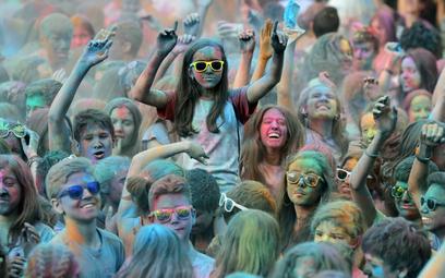 Hiszpania: Festiwal Kolorów w mieście Burgos