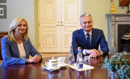 Rita Tamašuniene obejmuje stanowisko związane też z polityką regionalną i samorządami. – To bardzo d
