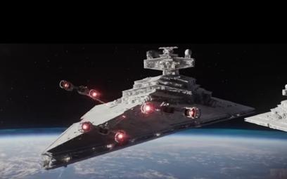"""Niszczyciel imperium w filmie """"Gwiezdne wojny"""""""