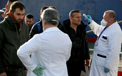 Grecja: Pierwszy przypadek koronawirusa