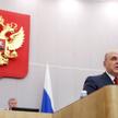 Premier Rosji Michaił Miszustin