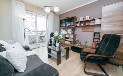 <Dwupokojowe mieszkanie o powierzchni 41 mkw. w centrum Krakowa można wynająć za 1,9 tys. zł miesięc