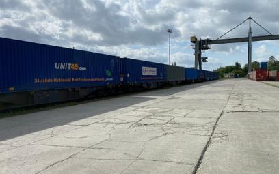 Pociągiem kontenerowym z Gliwic do Izmiru