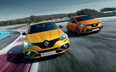 Renault żegna się ze sportowymi modelami
