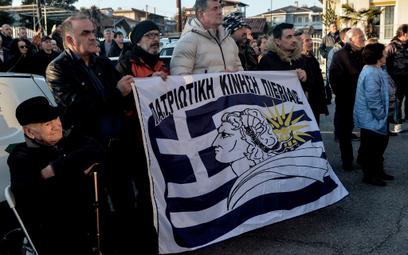 """Grecy przeciw migrantom. """"Bronimy naszej ojczyzny"""""""
