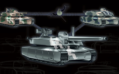Francja i Niemczy przeznaczą w przyszłym roku 200 mln euro na program MGCS. Rys./Force Operations.