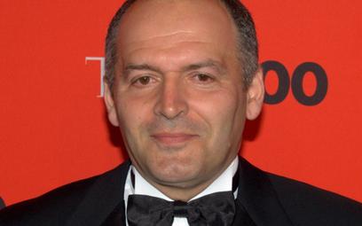 Wiktor Pinczuk, ukraiński oligarcha, to jeden z najbardziej aktywnych europejskich mecenasów sztuki.