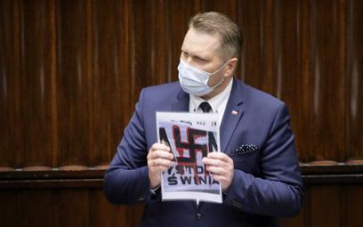 Na rozpatrzenie czeka m.in. wniosek w sprawie odebrania immunitetu ministrowi edukacji Przemysławowi