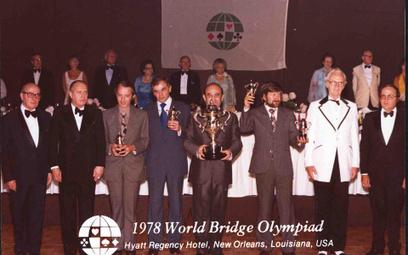 Olimpiada brydżowa: przypomnieć sukcesów czar