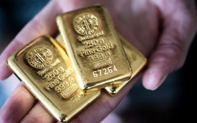 Złoto: najlepszy rok od dekady