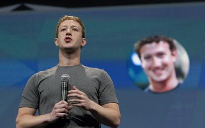 Inwestorzy chcą odwołania Marka Zuckerberga ze stanowiska szefa Facebooka