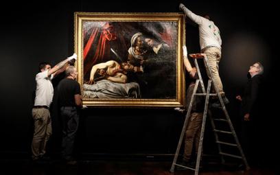 Zaginiony obraz Caravaggio nie trafił na aukcję. Został sprzedany tuż przed licytacją
