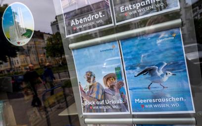 Niemiecka izba turystyczna żąda setek milionów euro dla agentów