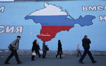 Wciąż ciemno na Krymie