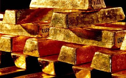 Banki centralne skupują złoto?