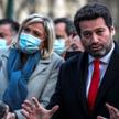 38-letni Andre Ventura, przywódca skrajnie prawicowej portugalskiej partii Chega, zdobył niespodziew
