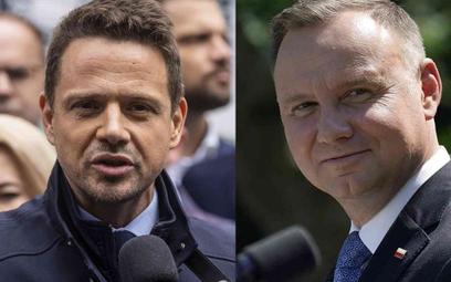 Duda skończy kampanię w Starym Sączu, Trzaskowski w Warszawie