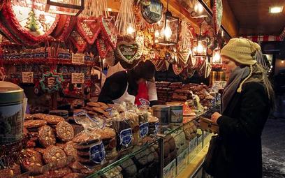Pierniki to specjalność Norymbergi, szczególnie w czasie świąt