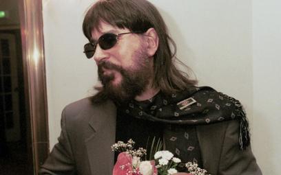 Czesław Niemen - zdjęcie z 2000 roku