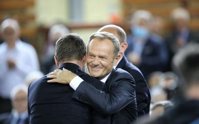 Michał Szułdrzyński: Symetrysta Tusk