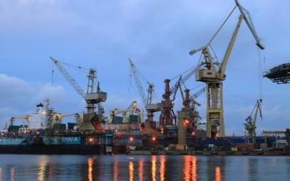 Zerowa stawka podatku na usługi w portach morskich