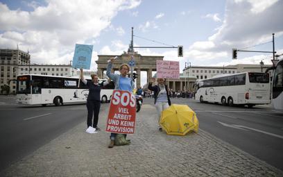 Niemieccy agenci znów będą demonstrować