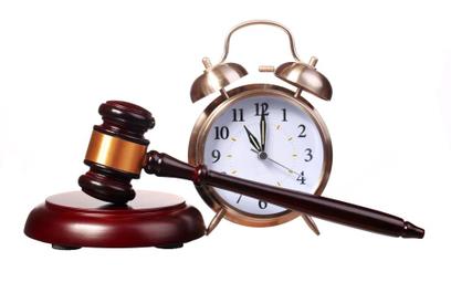 Obywatele coraz częściej skarżą się na sąd