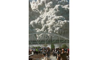11 września 2001 roku doszło do zamachu na wieże WTC