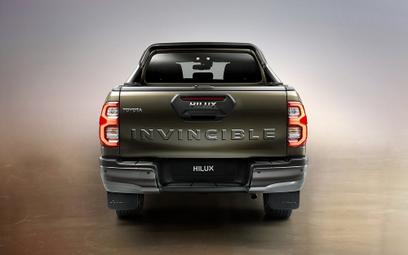 Co czwarty sprzedany pickup w Polsce to Toyota Hilux