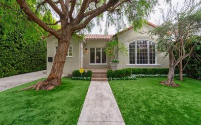 Laureatka Oscara sprzedaje skromny dom w West Hollywood