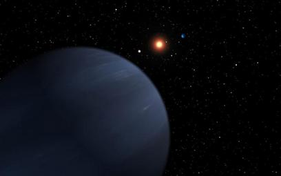 Pięć planet krąży wokół odległej gwiazdy