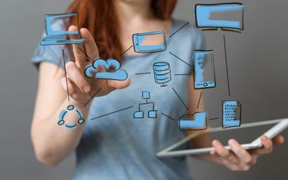 Transformacja cyfrowa w ponad połowie firm nabrała tempa