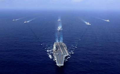 W kwietniu w tajwańską przestrzeń powietrzną wleciała formacja 25 samolotów bojowych, w tym 4 bombow