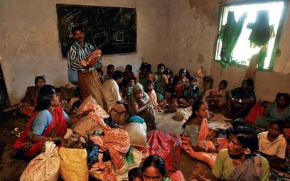 Indyjscy chrześcijanie z Naugaon w stanie Orissa musieli uciekać ze swojej wioski po pogromie w sier