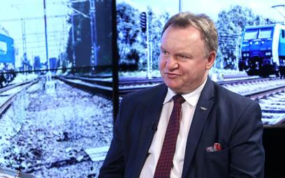 #RZECZoBIZNESIE: Ireneusz Merchel: Efekty prac na kolei zobaczymy za 3–4 lata