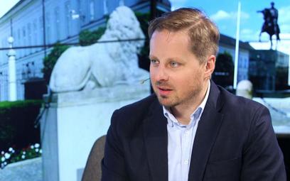 Marcin Duma: Minimalne poparcie prezydenta - 33 proc. Maksymalne - 51 proc.