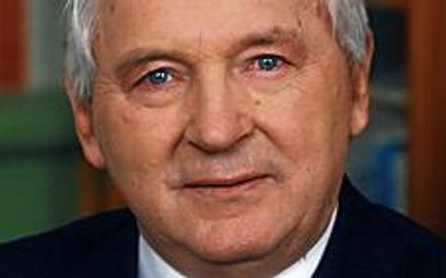Prof. Stanisław Gomułka główny ekonomista BCC