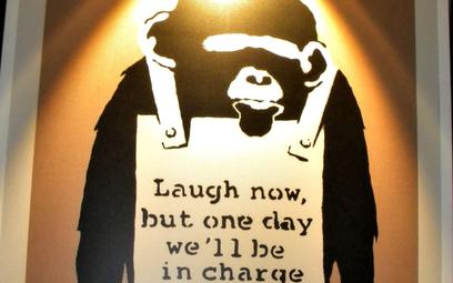 Banksy przegrał ważny proces. Straci prawa do znanej pracy