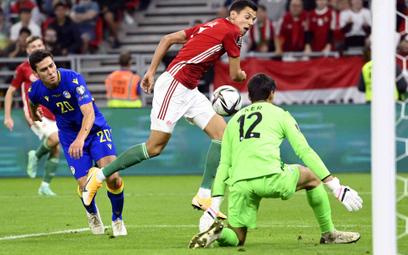 Węgry wygrały z Andorą tylko 2:1