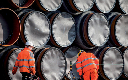 Niemcy twierdzą, że Amerykanie chcą wprowadzić sankcje na Nord Stream 2, aby promować import do Euro