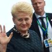 Dalia Grybauskaite, kończąca drugą i ostatnią kadencję prezydenta Litwy, postrzegana jest jako zbytn
