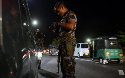 Godzina policyjna w Sri Lance