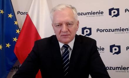 Jarosław Gowin, lider Porozumienia