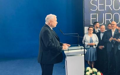 Kaczyński: Musimy zwyciężyć jeszcze bardziej