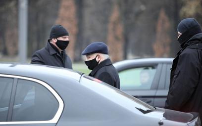 PiS o ochronie Kaczyńskiego: Otrzymuje groźby śmierci